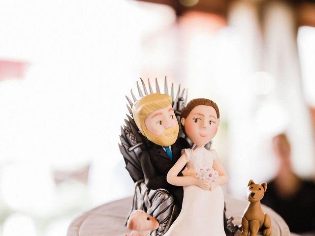 La boda de Rafa y Cristina en Ballesteros De Calatrava, Ciudad Real 101
