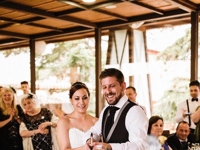 La boda de Rafa y Cristina en Ballesteros De Calatrava, Ciudad Real 102