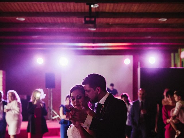 La boda de Rafa y Cristina en Ballesteros De Calatrava, Ciudad Real 107