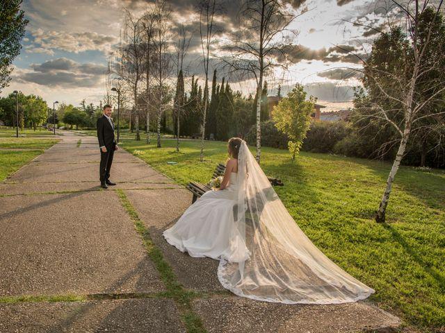 La boda de Jaime y María en Valladolid, Valladolid 45
