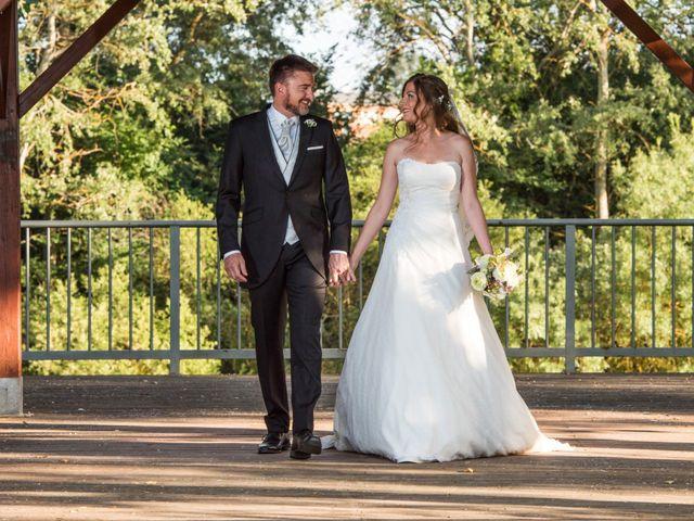 La boda de María y Jaime