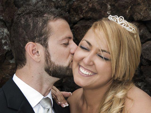 La boda de Amanda y Luis en El Castillo (Realejos), Santa Cruz de Tenerife 4