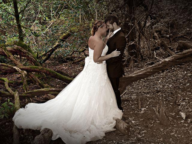 La boda de Amanda y Luis en El Castillo (Realejos), Santa Cruz de Tenerife 15
