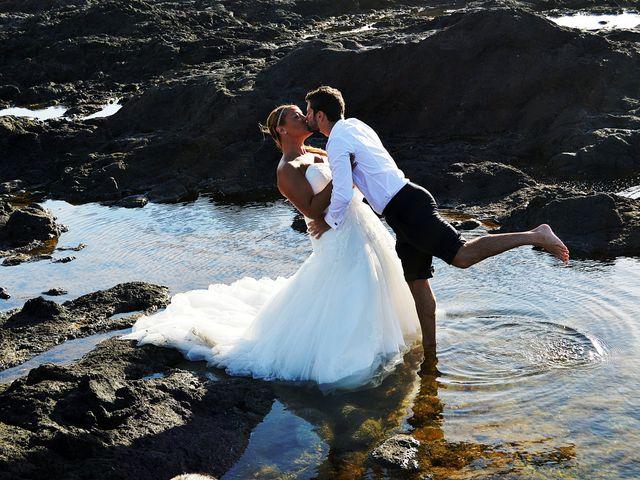 La boda de Amanda y Luis en El Castillo (Realejos), Santa Cruz de Tenerife 16