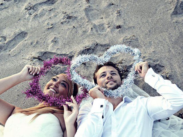 La boda de Amanda y Luis en El Castillo (Realejos), Santa Cruz de Tenerife 17