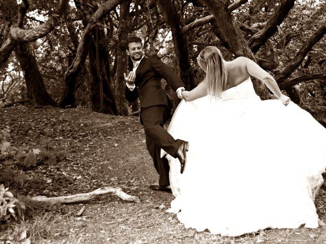 La boda de Amanda y Luis en El Castillo (Realejos), Santa Cruz de Tenerife 19