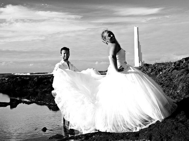 La boda de Amanda y Luis en El Castillo (Realejos), Santa Cruz de Tenerife 21