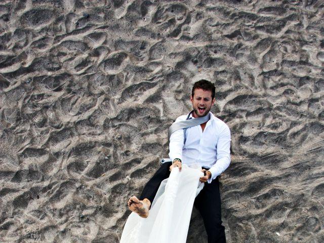 La boda de Amanda y Luis en El Castillo (Realejos), Santa Cruz de Tenerife 22