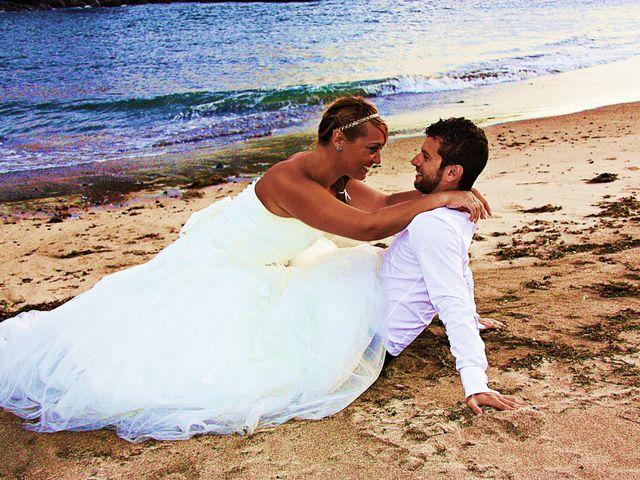 La boda de Amanda y Luis en El Castillo (Realejos), Santa Cruz de Tenerife 23