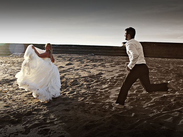 La boda de Amanda y Luis en El Castillo (Realejos), Santa Cruz de Tenerife 25