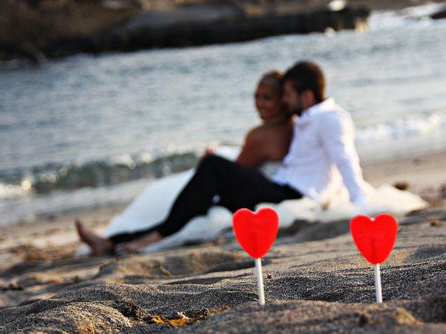 La boda de Amanda y Luis en El Castillo (Realejos), Santa Cruz de Tenerife 27