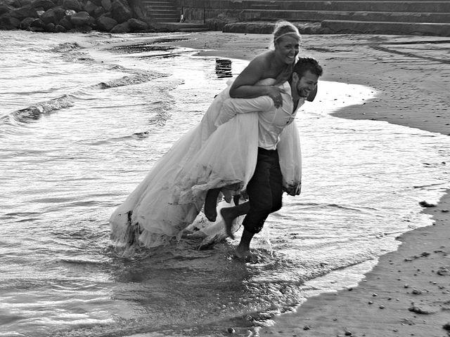 La boda de Amanda y Luis en El Castillo (Realejos), Santa Cruz de Tenerife 28