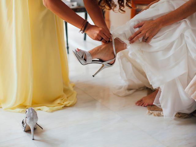 La boda de Saul y Maribel en Alora, Málaga 1