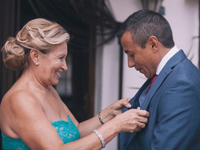 La boda de Saul y Maribel en Alora, Málaga 10