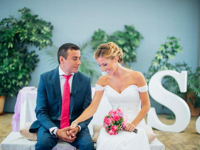 La boda de Saul y Maribel en Alora, Málaga 16