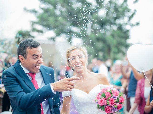 La boda de Saul y Maribel en Alora, Málaga 18