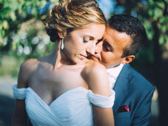 La boda de Saul y Maribel en Alora, Málaga 25