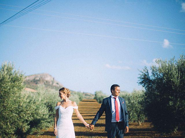 La boda de Saul y Maribel en Alora, Málaga 31