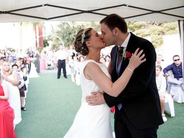 La boda de Fernando y María José en Murcia, Murcia 3