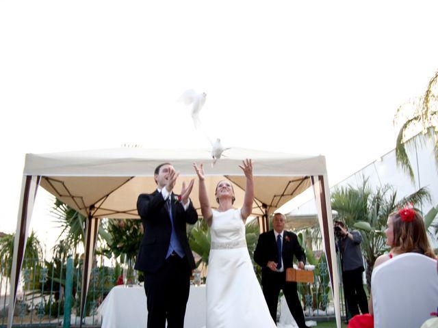 La boda de Fernando y María José en Murcia, Murcia 5