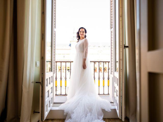 La boda de Jose y Carmen en Madrid, Madrid 9