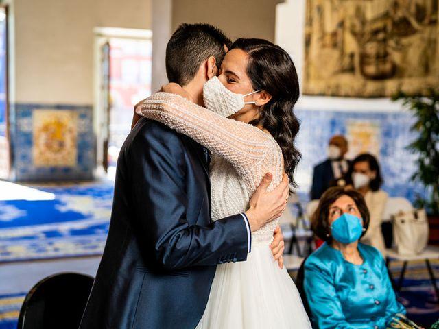 La boda de Jose y Carmen en Madrid, Madrid 17