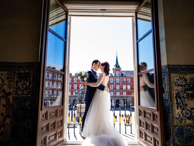 La boda de Jose y Carmen en Madrid, Madrid 19