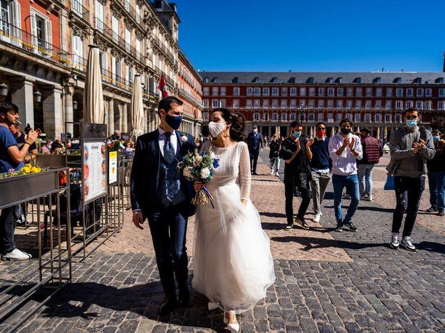 La boda de Jose y Carmen en Madrid, Madrid 20