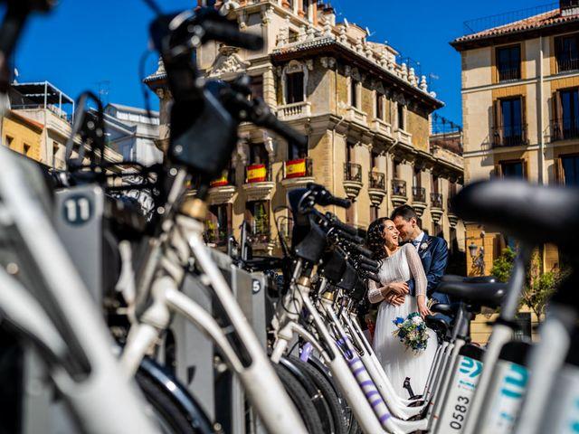 La boda de Jose y Carmen en Madrid, Madrid 24