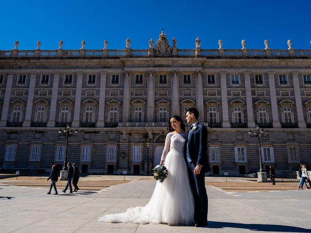 La boda de Jose y Carmen en Madrid, Madrid 25