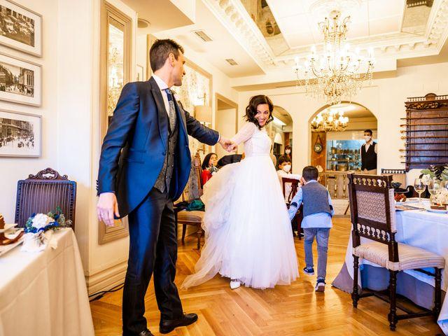 La boda de Jose y Carmen en Madrid, Madrid 31