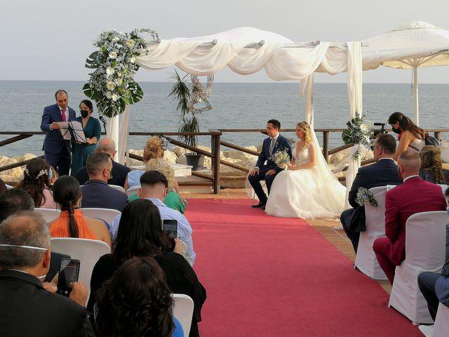 La boda de Julio y Laura en Málaga, Málaga 2