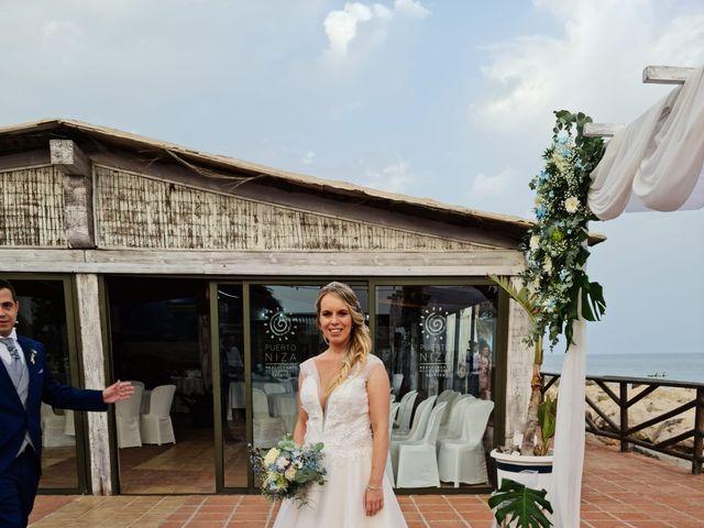 La boda de Julio y Laura en Málaga, Málaga 4