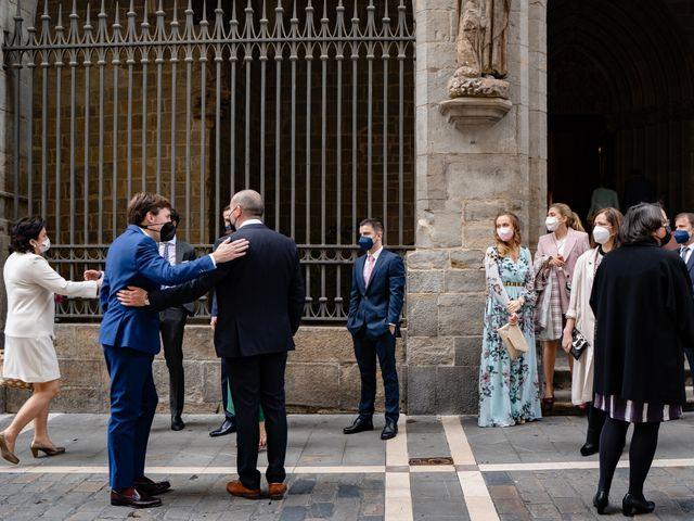 La boda de Javier y Almudena en Pamplona, Navarra 6