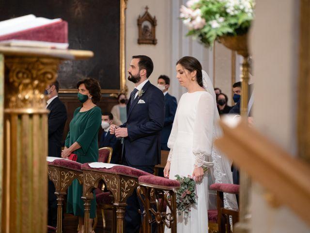 La boda de Javier y Almudena en Pamplona, Navarra 9