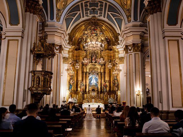 La boda de Javier y Almudena en Pamplona, Navarra 10