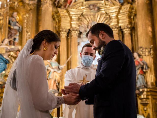 La boda de Javier y Almudena en Pamplona, Navarra 12