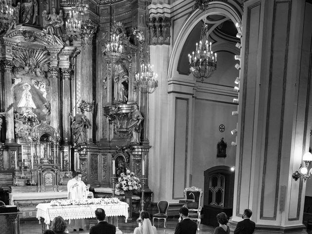 La boda de Javier y Almudena en Pamplona, Navarra 13