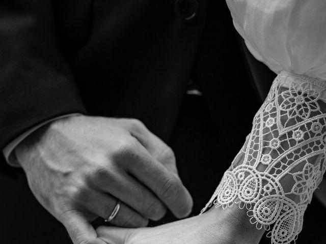 La boda de Javier y Almudena en Pamplona, Navarra 19