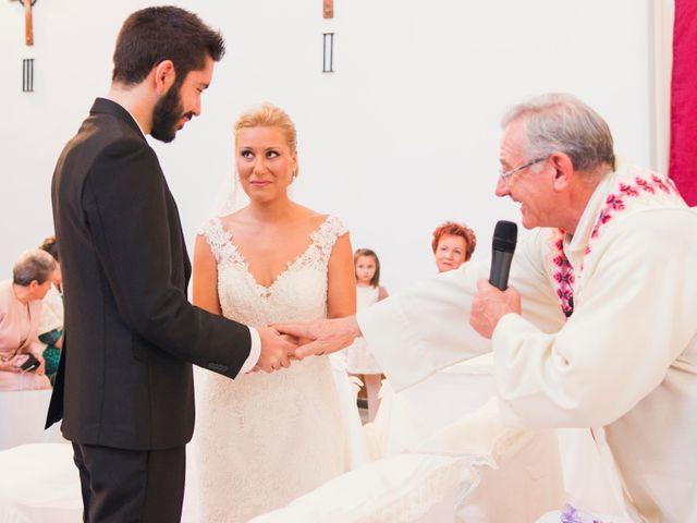 La boda de Enrique y María en Huercal De Almeria, Almería 15