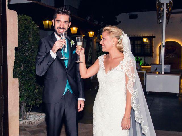 La boda de Enrique y María en Huercal De Almeria, Almería 22