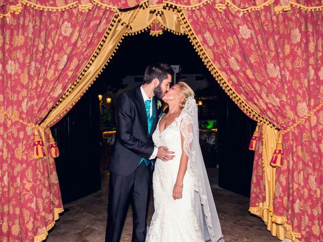 La boda de Enrique y María en Huercal De Almeria, Almería 23