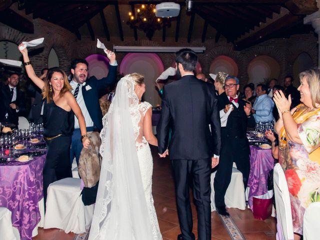 La boda de Enrique y María en Huercal De Almeria, Almería 24