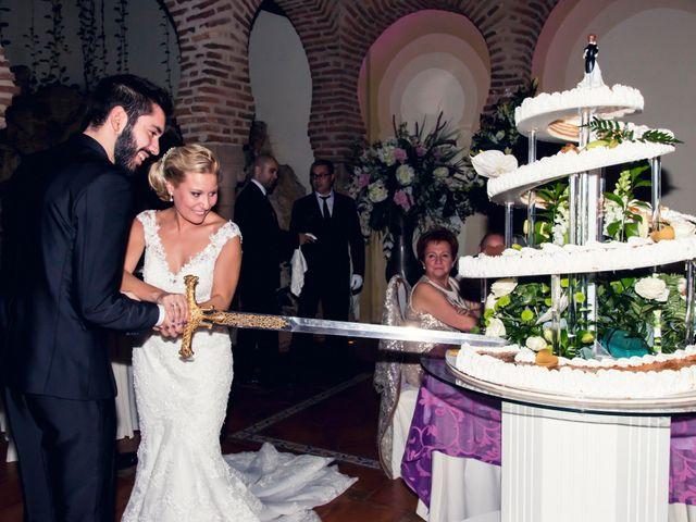 La boda de Enrique y María en Huercal De Almeria, Almería 27