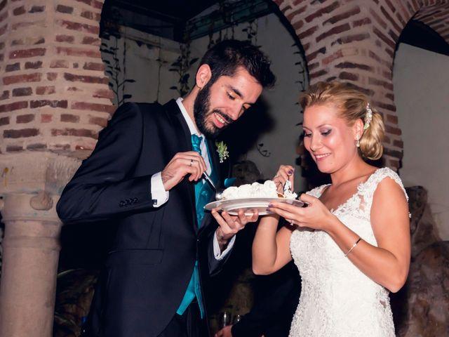 La boda de Enrique y María en Huercal De Almeria, Almería 28