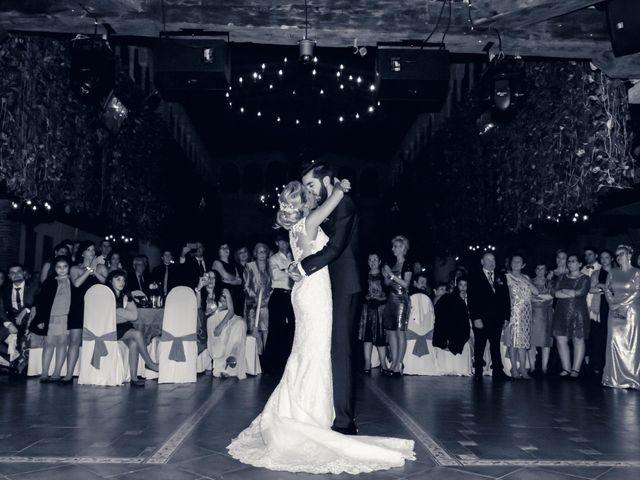 La boda de Enrique y María en Huercal De Almeria, Almería 31