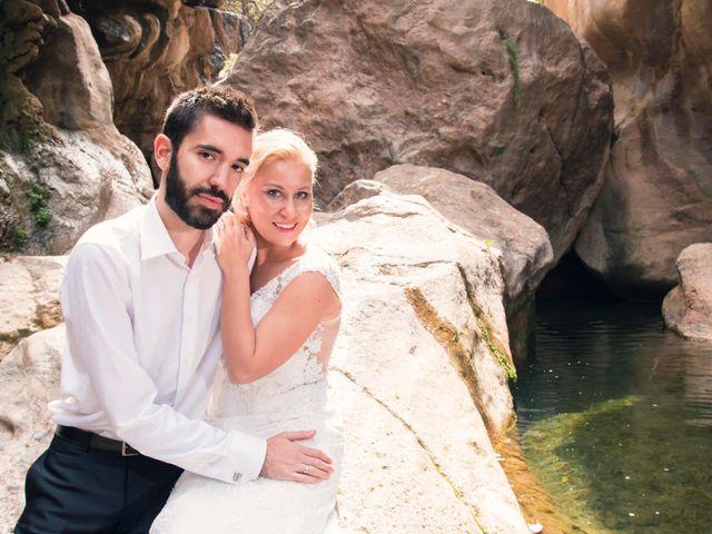 La boda de Enrique y María en Huercal De Almeria, Almería 41