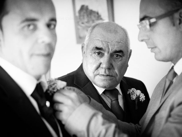 La boda de Mario y Chari en Vilamartin De Valdeorras, Orense 1