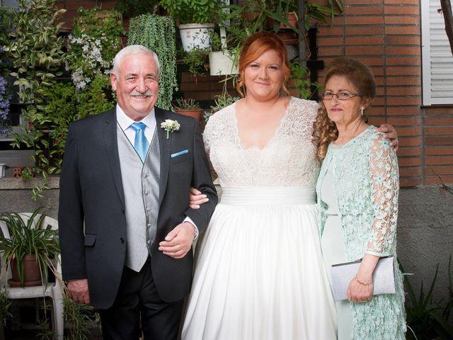 La boda de Mario y Chari en Vilamartin De Valdeorras, Orense 5