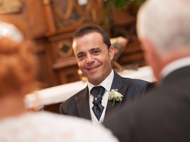 La boda de Mario y Chari en Vilamartin De Valdeorras, Orense 6